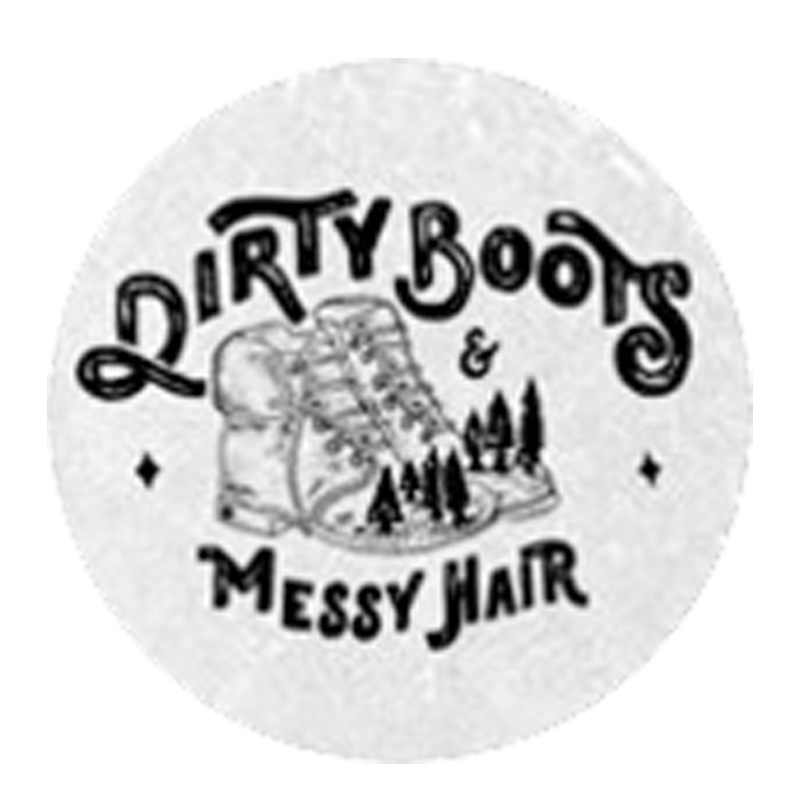 Image result for dirty boots and messy hair badge
