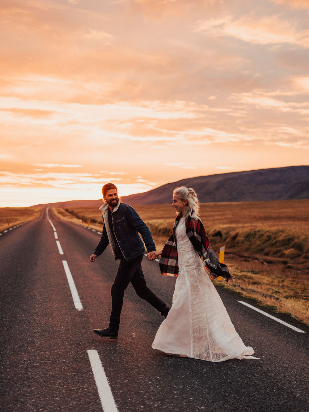 Elopement in Iceland